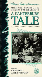 A Canterbury Tale 1944  [vhs format]