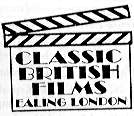 Classic  British Films, Ealing London