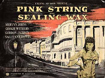 Pink String and Sealing Wax (1945) Ealing Films