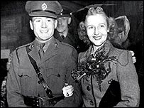 John Mills married Mary Bell in 1941