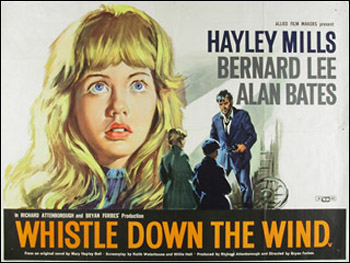 Whistle Down The Wind 1961